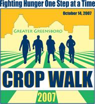 Crop Walk 2007 Design
